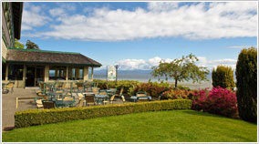 Quality Resort Bayside Parksville, Bc