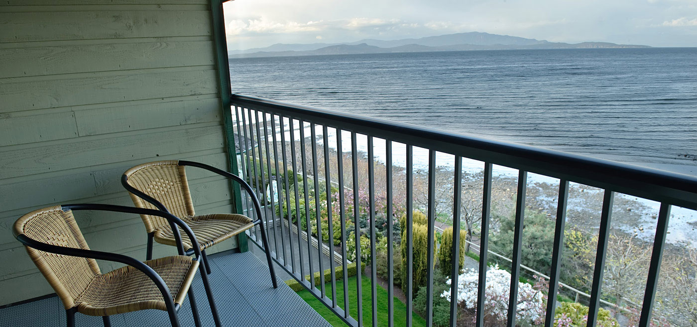 Ocean view hotels in Parksville, BC